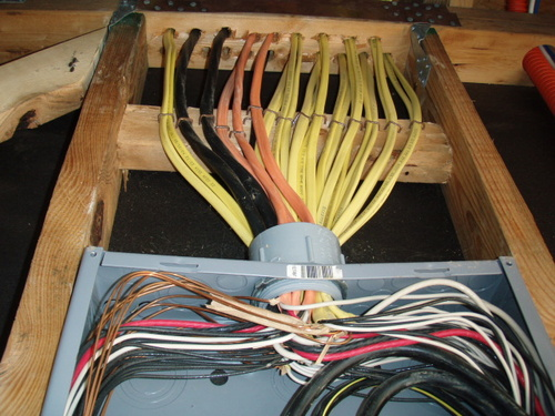 Splices In Wall Page 4 Electrician Talk Professional